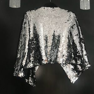 Jackets & Coats - Sequins Blazer